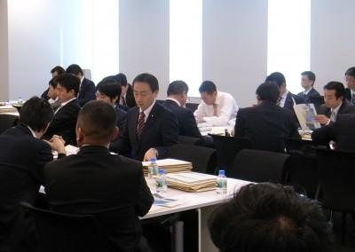 横浜市27年度予算に関する説明会...